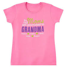 mothers day shirts personalized s day clothing from personal creations
