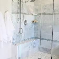 Corner Shower Glass Doors Shower Design Ideas