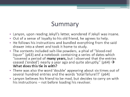 jekyll and hyde chapter 2 themes the strange case of dr jekyll mr hyde ppt video online download