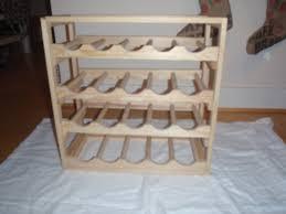 Free Wood Wine Rack Plans by Build Wooden Wine Racks Home Pattern