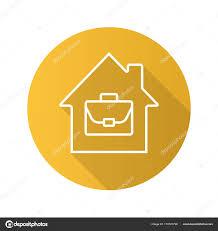 telecharger icone bureau icône de bureau à domicile image vectorielle bsd 174721726
