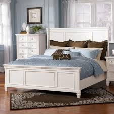 Marlo Furniture Financing by Millennium Prentice Queen Size Panel Bed Wayside Furniture