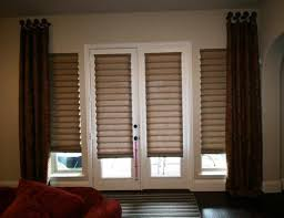 How To Make Roman Shades For French Doors - read design
