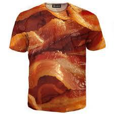 Bacon Strips And Bacon Strips Meme - bacon strips tee all over print apparel getonfleek