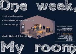 one week my room by joyato