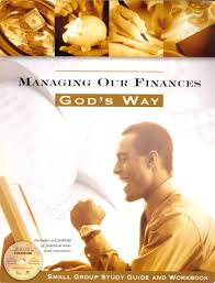 managing our finances god u0027s way u2013 first baptist church
