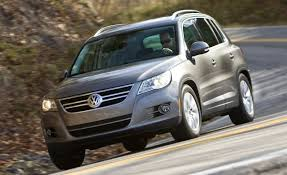 volkswagen jeep tiguan face lifted volkswagen tiguan appears in beijing car and driver blog