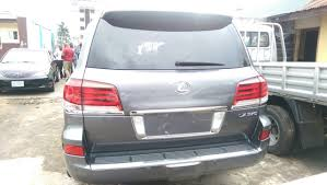 lexus brand new 2015 sold brand new fully loaded 2015 lexus lx570 sold