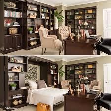 Home Office Bookshelves by Best 25 Office Den Ideas On Pinterest Office Doors Office Room
