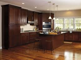 kitchen floor hardwood flooring in kitchen remodel bank