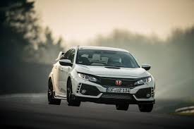 honda civic type r 2018 leaked documents list an entry level 2018 honda civic type r