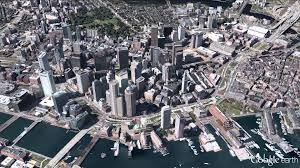 Google Maps Boston by New 3d Imagery Of Boston In Google Earth 7 Youtube