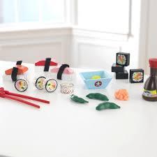 Kidkraft Kitchens Sushi Dinner Set