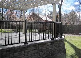 aluminum deck u0026 stair railings
