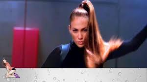 j lo ponytail hairstyles jennifer lopez ninja ponytail youtube