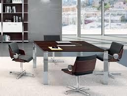 bureau carré bureaux de direction bois x7 i bureau