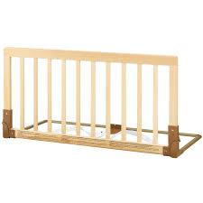 wooden bed rails babydan wooden bed guard rail natural at john lewis