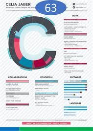 info raphic cv templates pdf