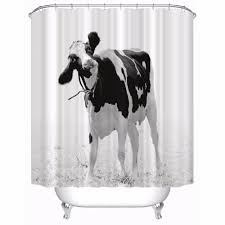 Deer Shower Curtains Buy Cow Shower Curtains And Get Free Shipping On Aliexpress Com