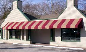 business awnings and canopies fixed canopies bill s canvas shop