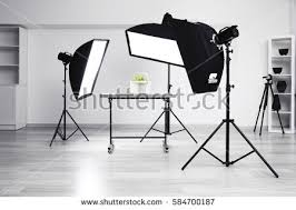 Photography Studio Modern Photography Studio Object Shooting Stock Photo 567542779