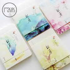 aliexpress com buy cute sketchbook watercolor drawing diary