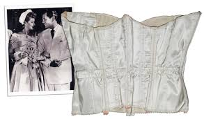 Desi Arnaz And Lucille Ball Lot Detail Lucille Ball U0027s Corset From Her Second Wedding To Desi