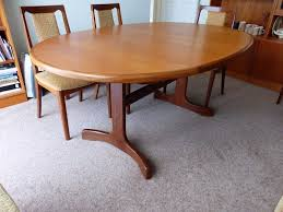 G Plan Dining Room Furniture by G Plan Dining Room Table And Chairs In Excellent Condition In