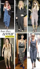 how to wear a jumpsuit jumpsuits whowhatwear