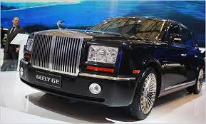 a rolls royce knock from china the new york times