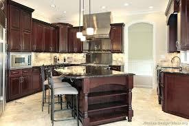 dark wood kitchen cabinets cherry wood kitchen cabinets krowds co