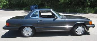 mercedes for sale by owner 1988 mercedes 560sl with just 18 252 one owner for sale