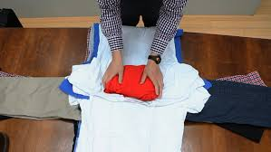 How To Properly Fold A Business Letter by Carry On How To Pack Like A Pro Nbc News