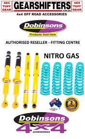 nissan patrol y61 australia nissan patrol y61 wag dobinsons shocks and coil springs 2 u0026 034
