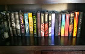 Dr Bookcase Bookshelf Tour U2013 In The Pages