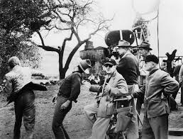 Was Liberty Valance A Real Person John Ford Director John Ford Stages A Fight Between James