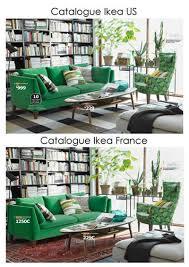 canap vert ikea ikea est il pareil en amérique côté maison