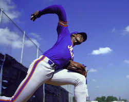 Doc Gooden Ex 1986 Mets - summer of doc just 20 pitching prodigy dwight gooden delivered a