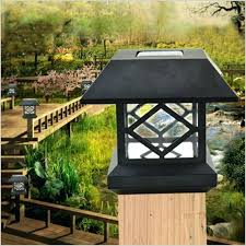 wilson and fisher solar lighted bird bath solar light for deck post musho me