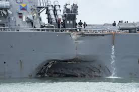 navy says tight budget stress on fleet don u0027t excuse crashes