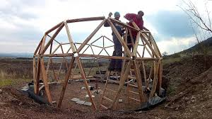 geodome house how to build a geodome house youtube