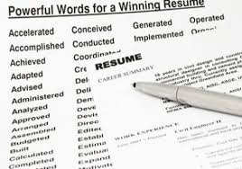key words to use in a resume coming up with a good resume listverse info