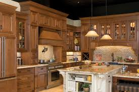 traditional rustic wellborn kitchen cabinets with raised panel