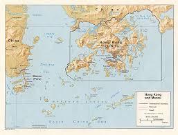 Map Of Colonies Memories Of Colonial Hong Kong