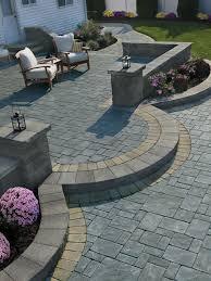 Best 25 Paver Designs Ideas Best 25 Stone Patio Designs Ideas On Pinterest Paver Stone