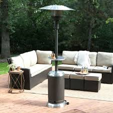 Firesense Patio Heater Fire Sense Round Table Top Halogen Patio Heater Propane Infrared