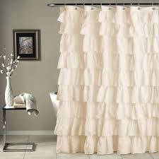 ruffle shower curtain lush décor www lushdecor com