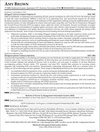 Sample Resume For Senior Manager by Professional Essay Writing Service From United States Resume