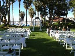 wedding arches san diego wendy and luis tie the knot at the marina san diego san