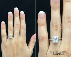 plain band engagement ring vr1017 vintage style ring